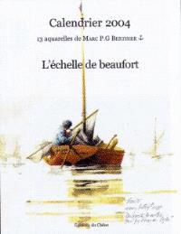 Calendrier Marc Berthier 2004