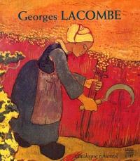 Georges Lacombe, 1868-1916 : catalogue raisonné de l'exposition, 28 juin-fin sept. 1998