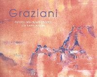 Graziani : Sahara, des dunes célestes aux forêts nuages : peintures et dessins