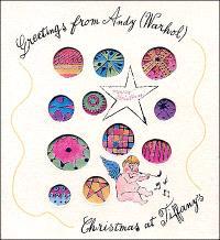 Greetings from Andy (Warhol) : Christmas at Tiffany's