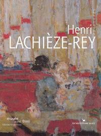 Henri Lachieze-Rey, peintures