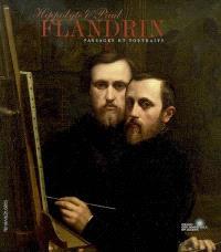 Hippolyte et Paul Flandrin : paysages et portraits : exposition, musée des Beaux-Arts de Nantes, 1er févr.-7 mai 2007