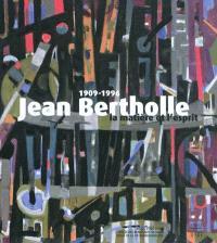 Jean Bertholle : la matière et l'esprit : exposition, Dijon, Musée d'art sacré, du 14 mai au 19 septembre 2011