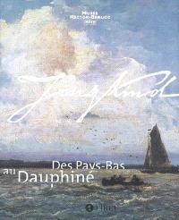 Jongkind, des Pays-Bas au Dauphiné : Musée Hector Berlioz, 21 juin-31 décembre 2009