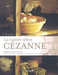 La cuisine selon Cézanne