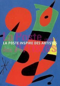 La Poste inspire des artistes