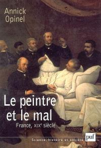 Le peintre et le mal (France, XIXe siècle)
