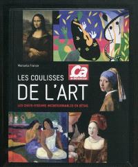 Les coulisses de l'art : les chefs-d'oeuvre incontournables en détail