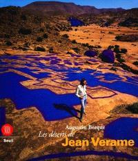 Les déserts de Jean Verame