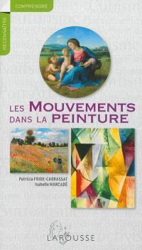 Les mouvements dans la peinture