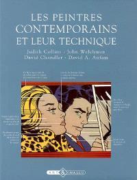 Les peintres contemporains et leur technique