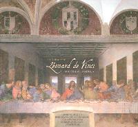 Les trésors de Léonard de Vinci : l'histoire de sa vie et de son oeuvre accompagnée de 30 reproductions de documents rares détachables