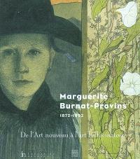 Marguerite Burnat-Provins, 1872-1952 : de l'Art nouveau à l'art hallucinatoire