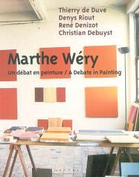 Marthe Wery : un débat en peinture