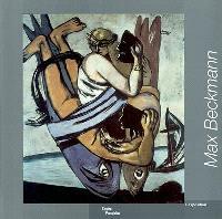 Max Beckmann, album