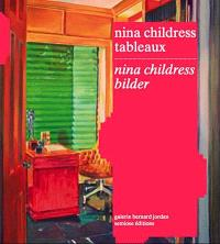 Nina Childress : tableaux = Nina Childress : bilder