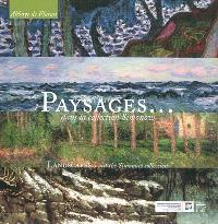 Paysages... dans la collection Simonow = Landscapes... in the Simonow collection