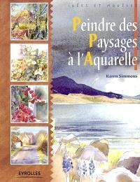 Peindre des paysages à l'aquarelle
