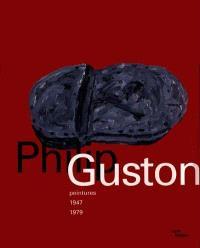 Philip Guston, peintures 1947-1979 : exposition du 13 septembre au 4 décembre 2000
