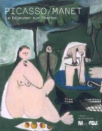 Picasso-Manet, Le déjeuner sur l'herbe : l'album de l'exposition
