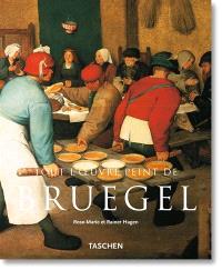 Pieter Bruegel l'Ancien : vers 1525-1569 : paysans, fous et démons