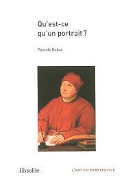 Qu'est-ce qu'un portrait ?