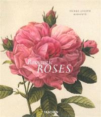 Romantic roses, Pierre-Joseph Redouté