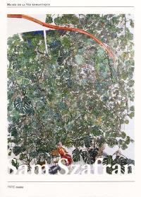 Sam Szafran : l'atelier dans l'atelier : exposition, Musée de la vie romantique, 17 octobre 2000-15 janvier 2001