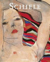 Schiele : 1890-1918 : pantomimes de la volupté de la mortalité