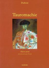 Tauromachie : oeuvre peint