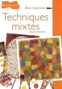 Techniques mixtes