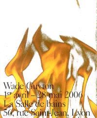 Wade Guyton : exposition, Lyon, Salle de bain, 1er avr.-28 mai 2006