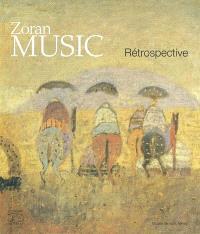 Zoran Music : rétrospective : exposition, Vevey (Suisse), Musée Jenisch, 15 juin-22 septembre 2003