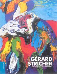 Gérard Stricher : peinture = Gérard Stricher : Malerei = Gérard Stricher : painting