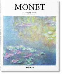 Claude Monet : 1840-1926 : saisir l'image toujours mouvante de la réalité du monde
