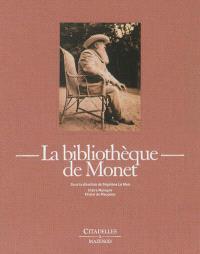 La bibliothèque de Monet