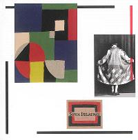 Sonia Delaunay : sa mode, ses tableaux, ses tissus