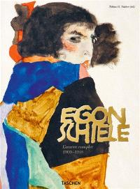 Egon Schiele : l'oeuvre complet 1909-1918