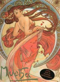 Mucha : art nouveau : livre avec 8 posters détachables