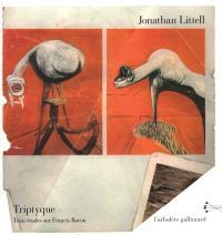 Triptyque : trois études sur Francis Bacon