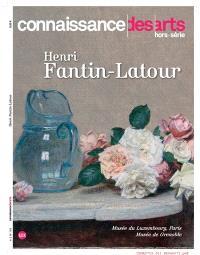 Henri Fantin-Latour : Musée du Luxembourg, Paris, Musée de Grenoble