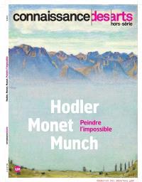 Hodler, Monet, Munch : peindre l'impossible : Musée Marmottan Monet