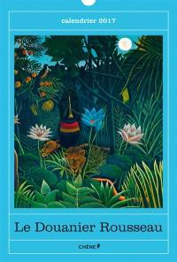 Le Douanier Rousseau : calendrier 2017