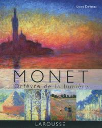 Monet : orfèvre de la lumière