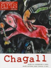 Chagall : Musée du Luxembourg à Paris, Musée national Marc Chagall à Nice