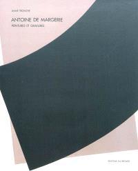 Antoine de Margerie : peintures et gravures