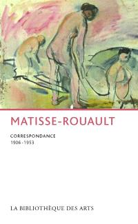 Correspondance Matisse-Rouault
