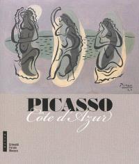 Picasso, Côte d'Azur