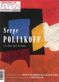 Serge Poliakoff : le rêve des formes : la rétrospective du Musée d'art moderne de la ville de Paris & l'exposition des gouaches du Musée Maillol