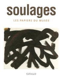 Soulages : les papiers du Musée